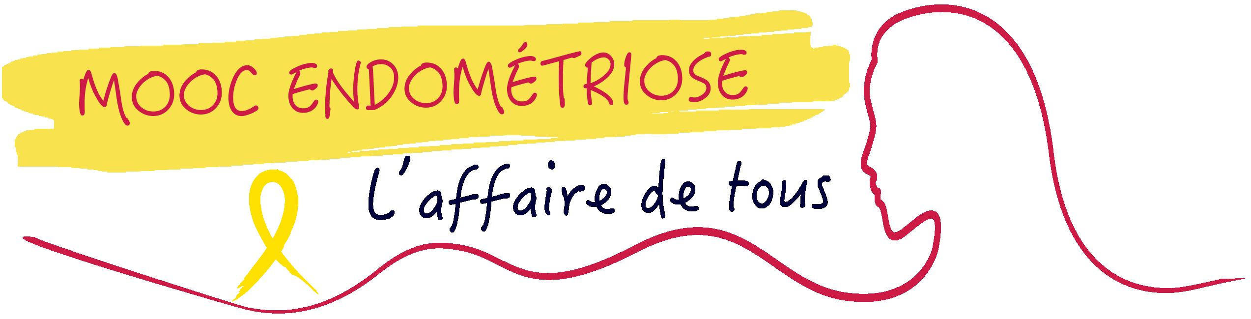 Logo Endométriose : Mooc