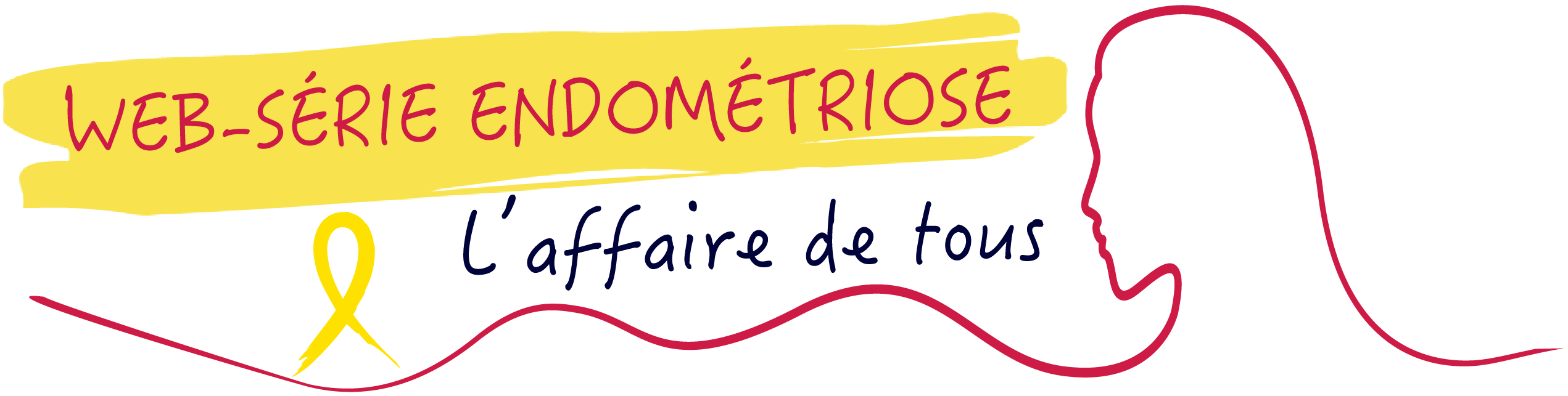 Logo Endométriose : Web série